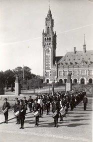 politiekapelopagijs1947